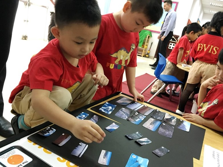 BVIS Hanoi International Early Years School - Science day (6)