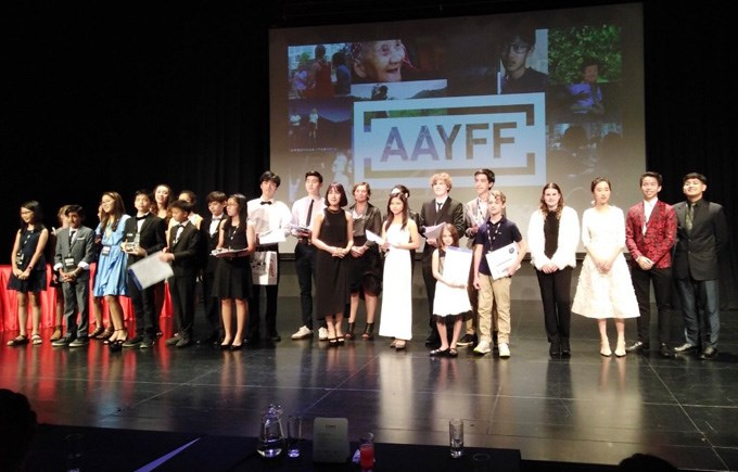 AAYFF Awards Winners 2019