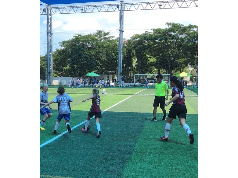 U11 SISAC Girls Football – Pool A (4)