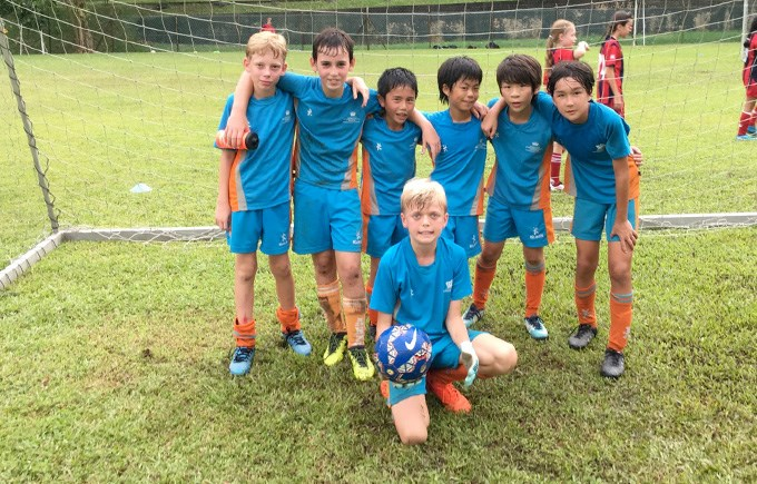 Under 11 Boys Football A Team