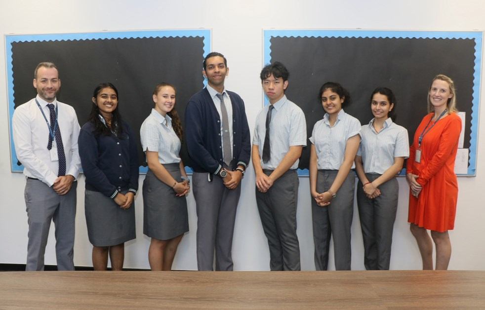 Dover Court International School Singapore Sixth Form IBDP Headteacher Reward