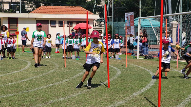 BISHCMC Primary Sports Day Year 2 2019-1