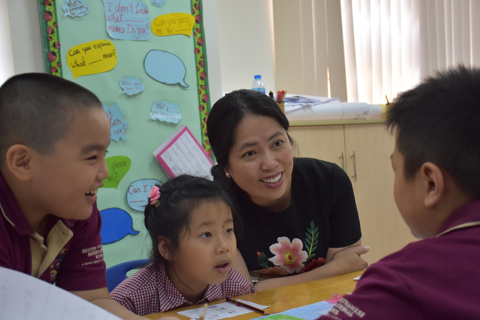 Parents Satisfaction Survey BVIS HCMC 2019