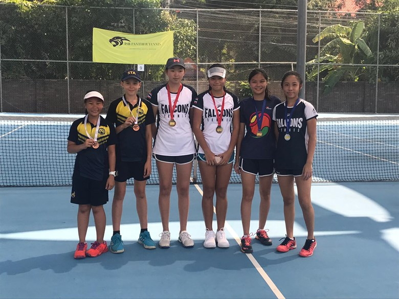 Panther Doubles Tennis Tournament