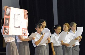 Dyxslexia Awareness Assembly