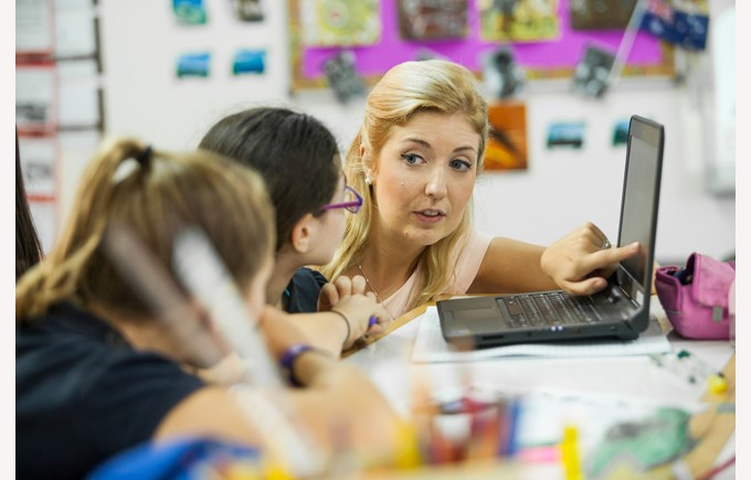 Excellent teachers for our boarding and day students | Regents International School Pattaya
