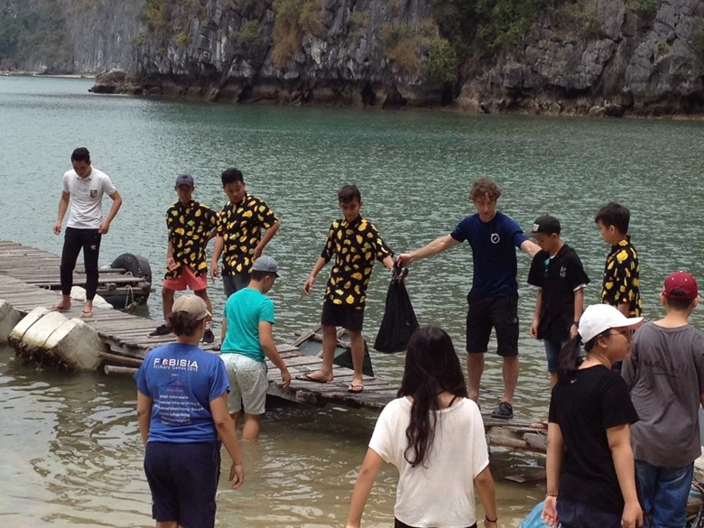 British International School Hanoi Y8 to Cat Ba Day 3 (3)