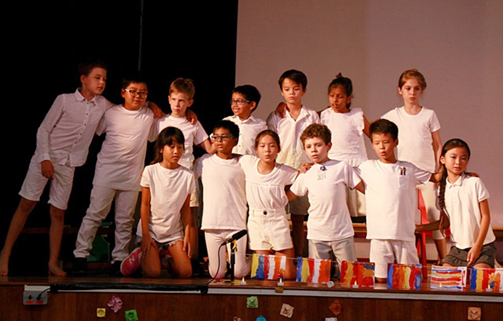 Vesak Day Celebration at Upper Primary Assembly