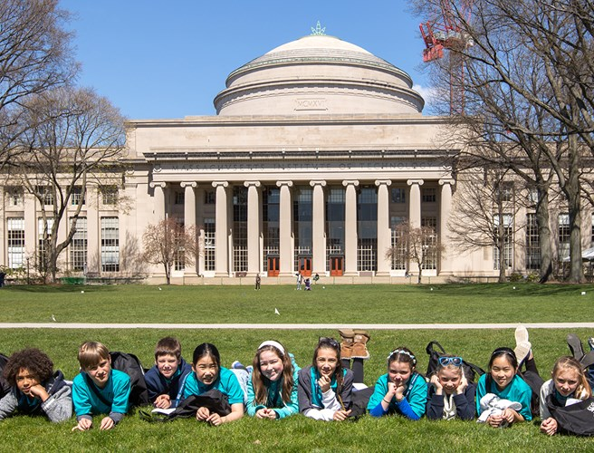 MIT Nord Anglia Education Partnership