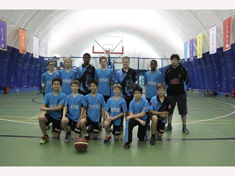 U13 Boys Basketball