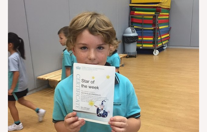 Star of the Week - Science