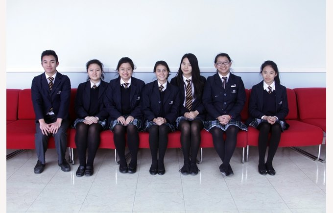 Upper Secondary School Global Campus Debate Team