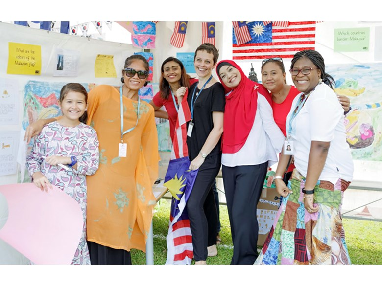 DCIS UN Day Country Tent Malaysia