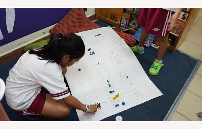 Year 4 Learn about Endangered Species in Vietnam (5)