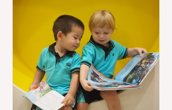 British School of Guangzhou toddlers