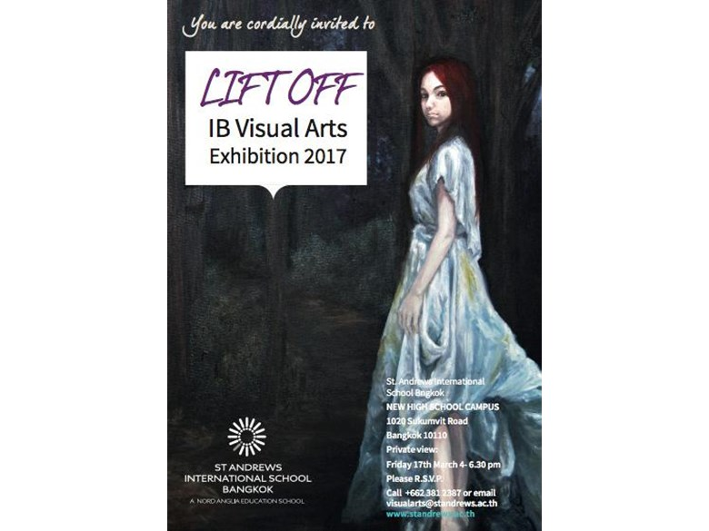 IB Visual Arts Exhibition