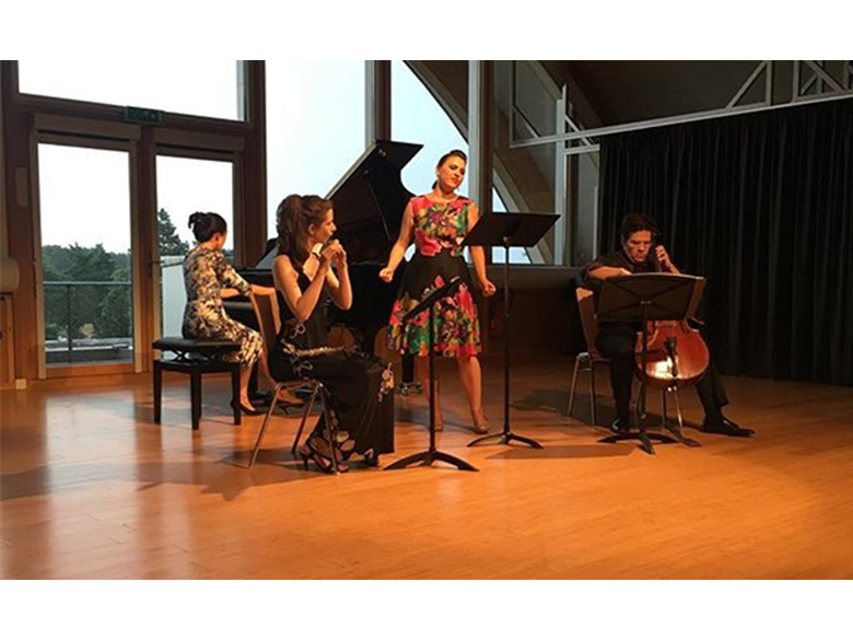 Juilliard Summer Faculty Performance 2