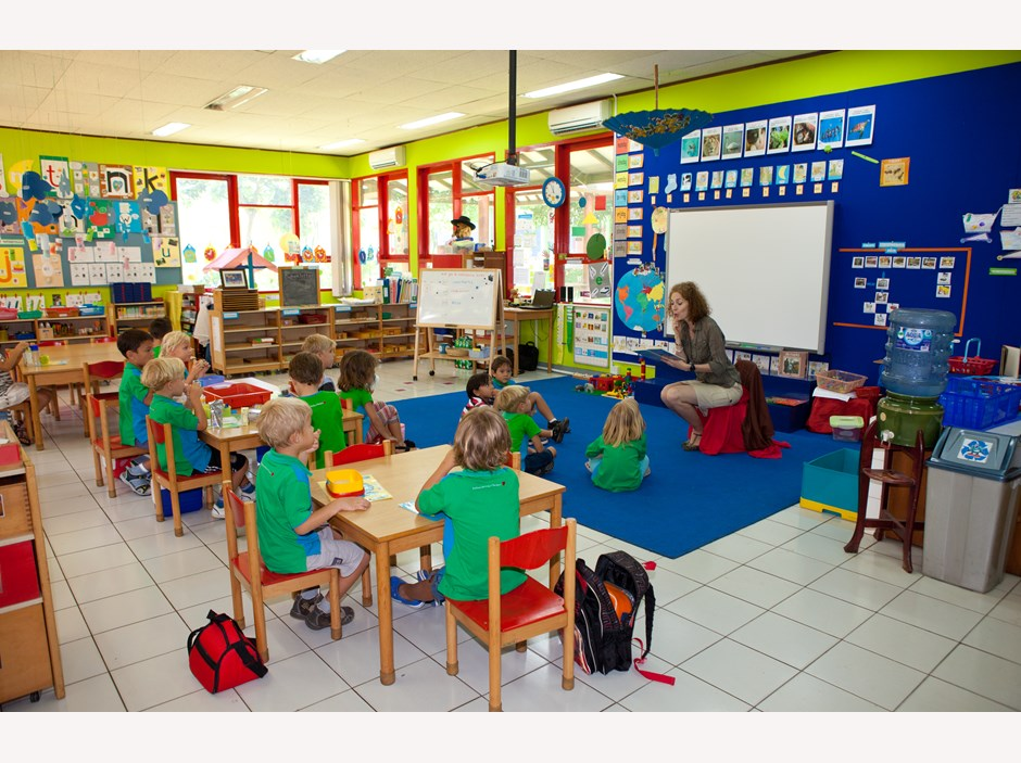 Classroom teaching | NIS international school Jakarta