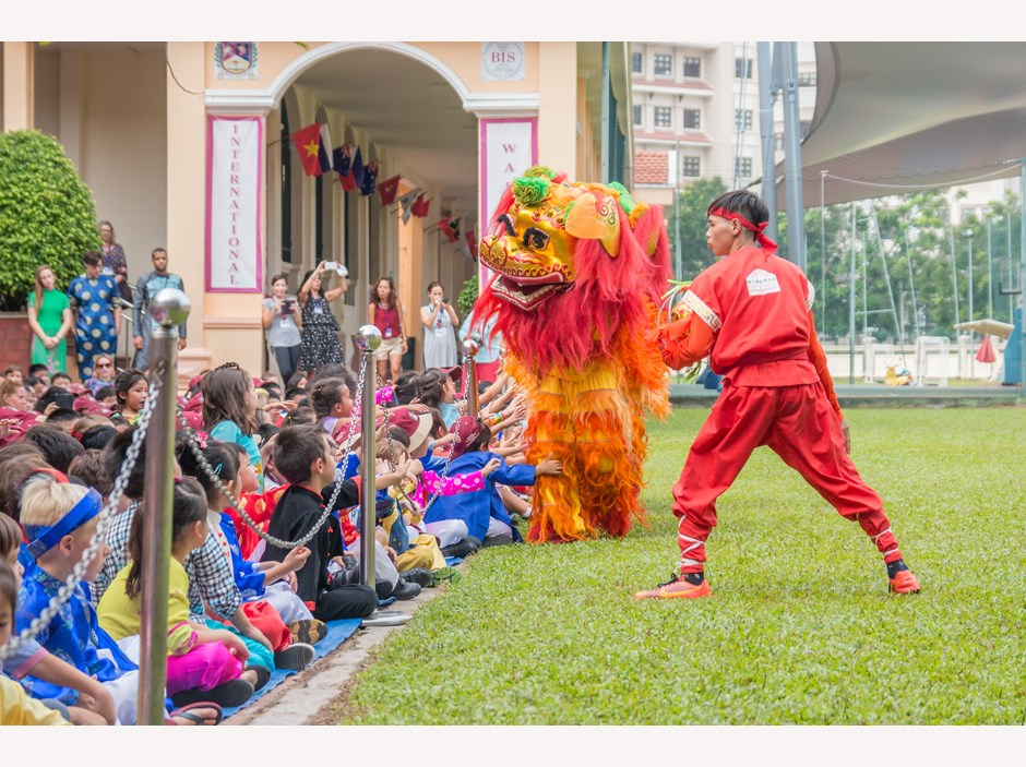 An Phu Primary Moon Festival 2016 9