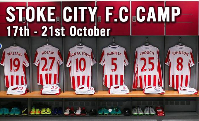 Stoke City Football Camp Vietnam