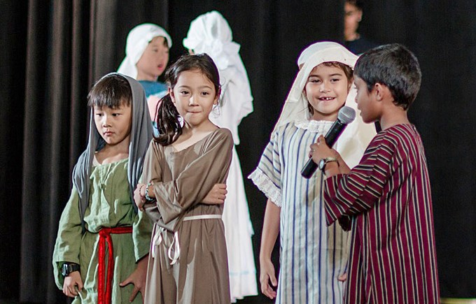 Years 1 and 2 Christmas Production