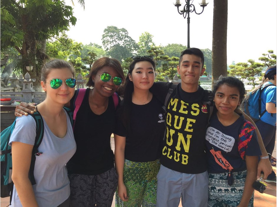 Secondary Residential Trips (35)