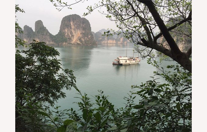Atramento Photograph - Ha Long Bay