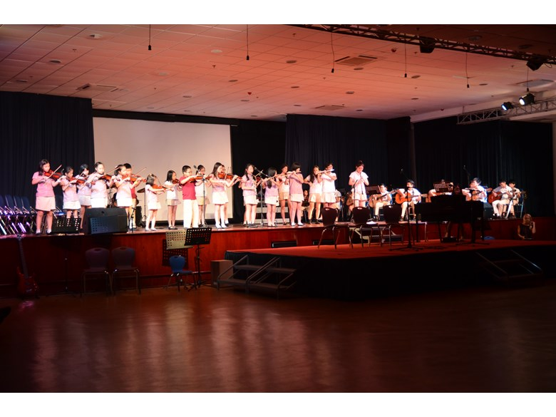 British International School Hanoi summer concert