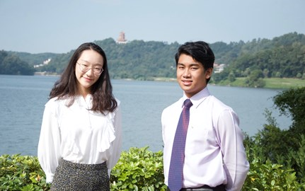 Head Students at The British School of Guangzhou