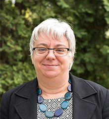 Karen Eastwood, Principal of The British International School Bratislava