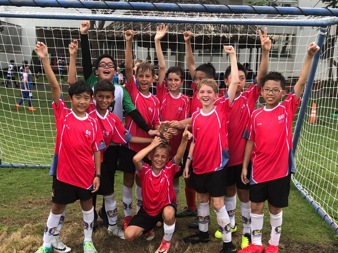 U11 Boys SISAC Football – Pool A (1)