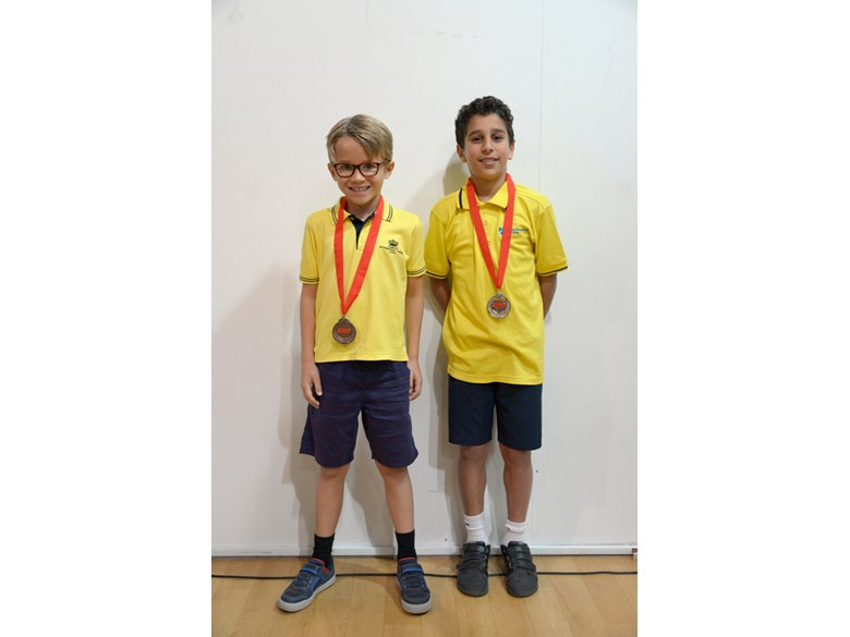 Gharaffa Cross Country Medalists