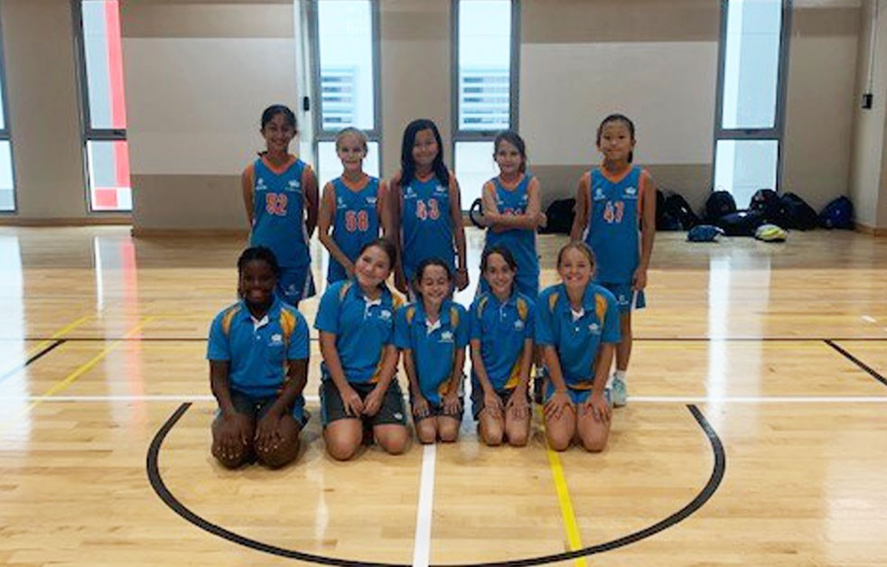 DCIS U11 Girls Basketball