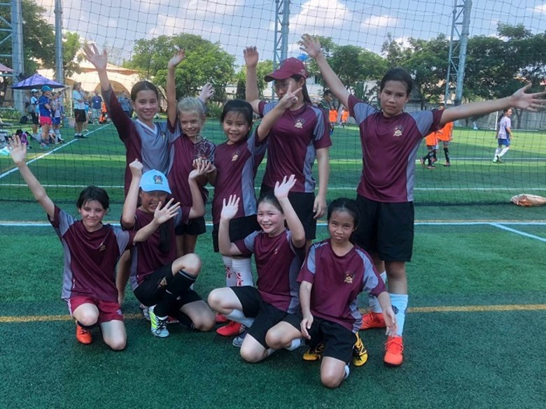 U11 SISAC Girls Football – Pool A (13)