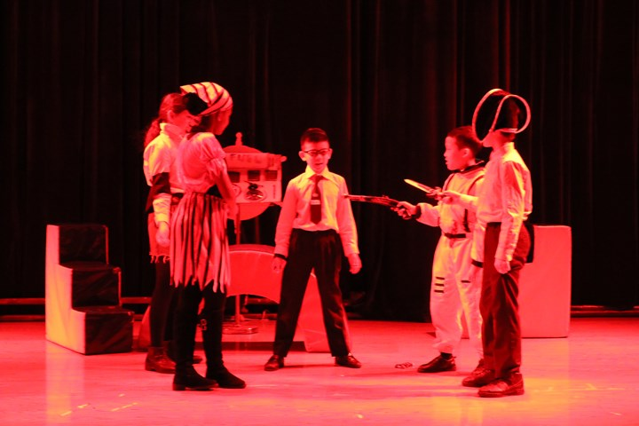 Primary performing arts (5)
