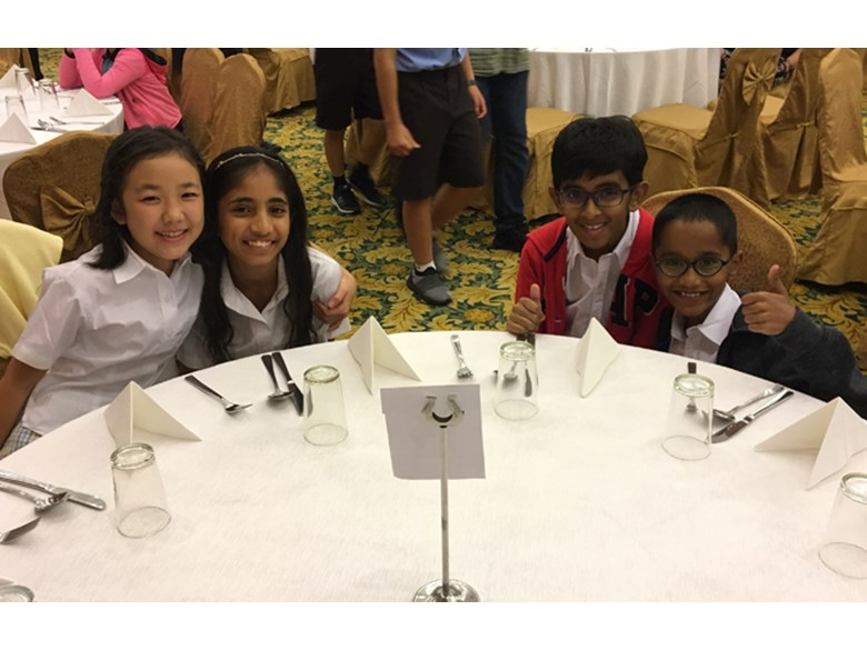 Dover Court International School Singapore, FOBISIA Maths Competition Brunei