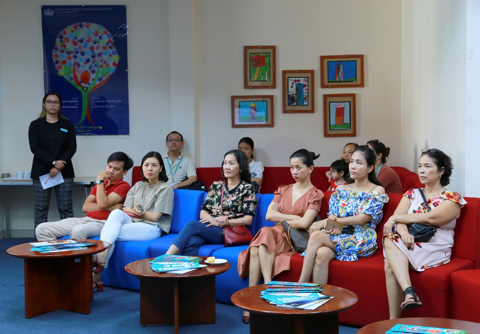 Nutrition Parents Seminar Workshop | BVIS HCMC | Nord Anglia