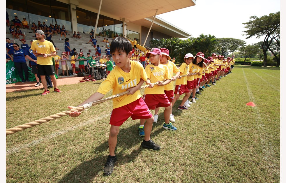 KS2 Sports Day BVIS HCMC 2018-2019