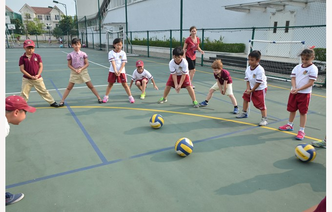 British International School Hanoi Extra Curricular Activities