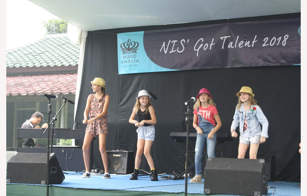 NIS Got Talent 2018