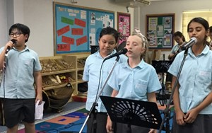 year 6 band project