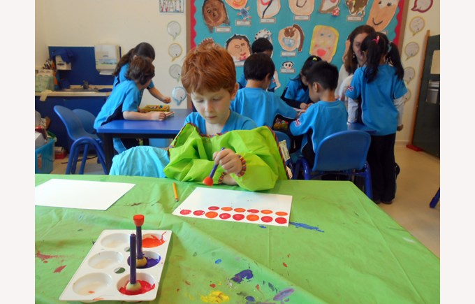 Y1 Arty Maths