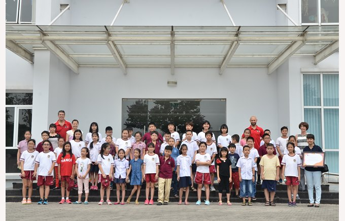 British International School Hanoi SOS Village Community Service