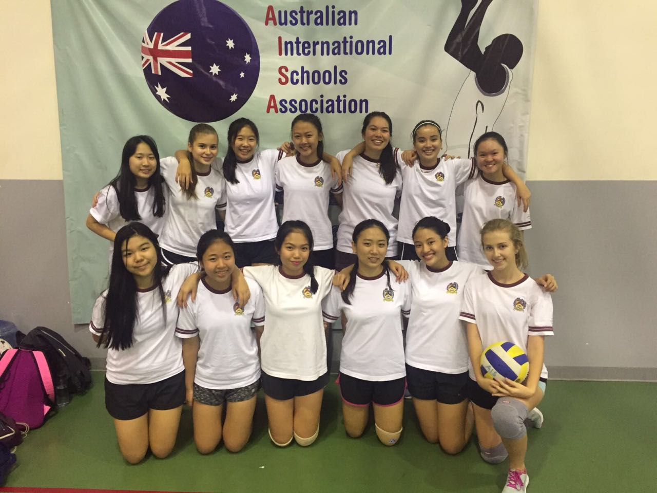 U19 Girls Volleyball B