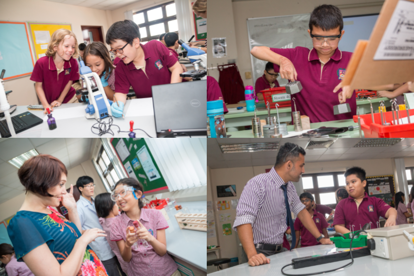 Sharing Resources - Secondary Science BIS HCMC