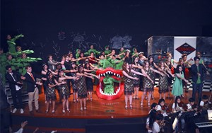 Little Shop of Horrors cover