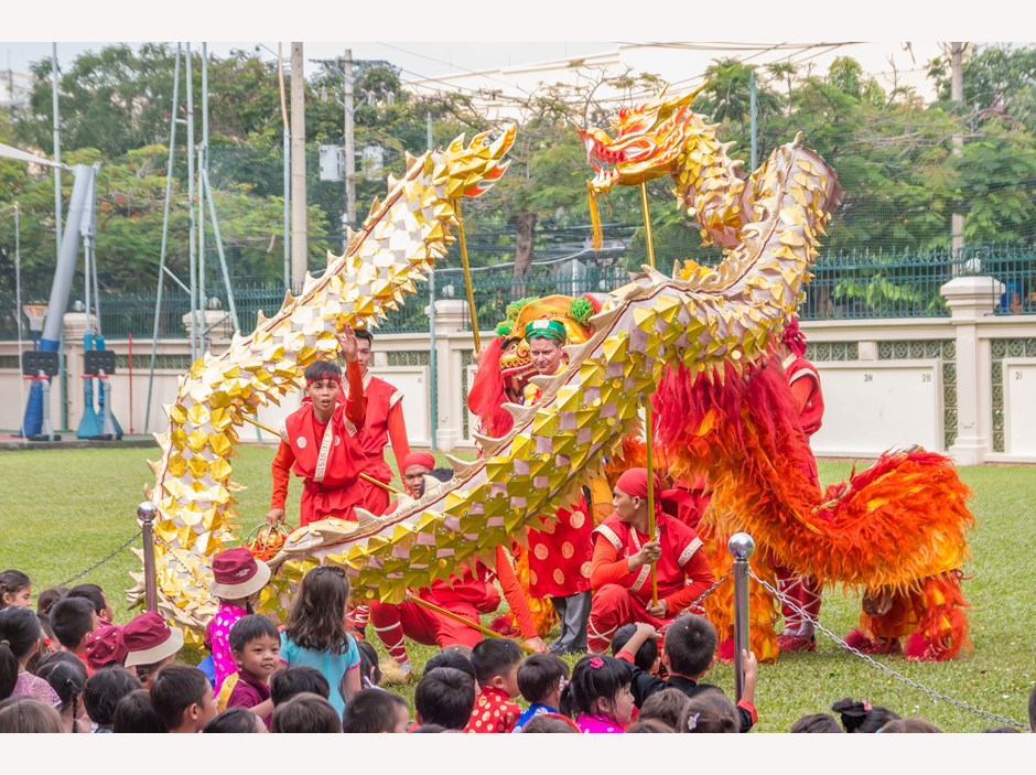 An Phu Primary Moon Festival 2016 2