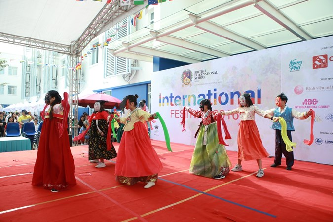 International Festival 2017 BIS Hanoi