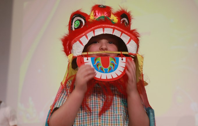 Dover Court International School Singapore Chinese New Year Temple Fair