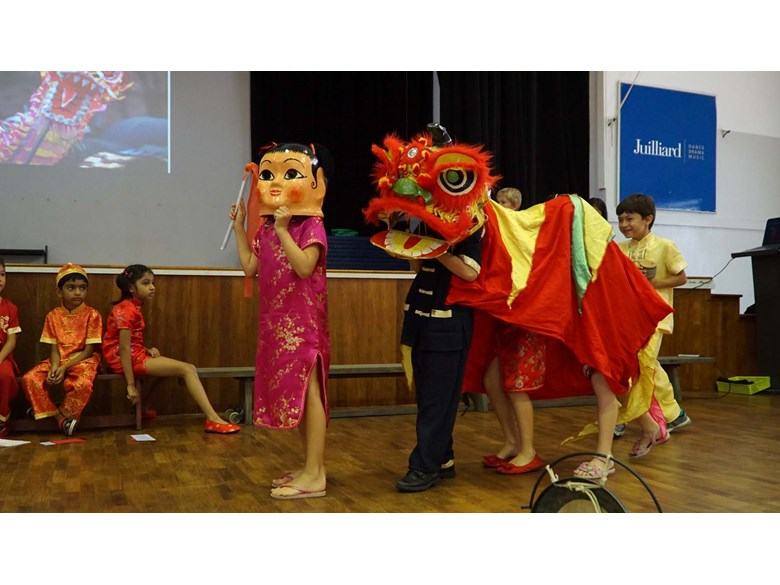 Lower Primary Assembly - Chinese New Year